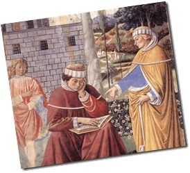 conversion of st Augustine
