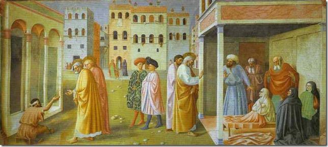 Peter tabitha